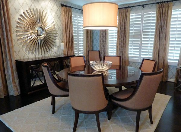10 best Round Table Dining Rooms images on Pinterest | Room ...