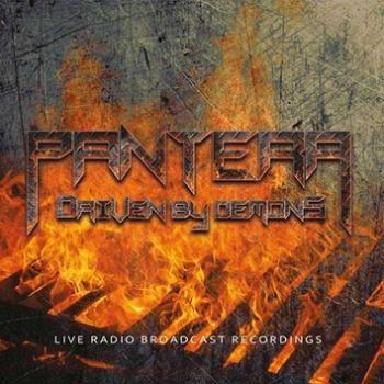 """L'album dei #Pantera intitolato """"Driven By Demons"""" su doppio vinile trasparente."""