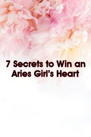 7 Secrets to Win an Aries Girl's Heart