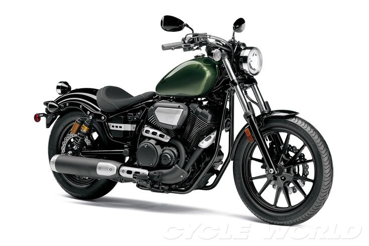 Here's the 2014 Yamaha/Star Bolt—a cruiser that delivers hip, stylish attitude at an affordable price. Has the Harley-Davidson Sportster finally got some serious competition?