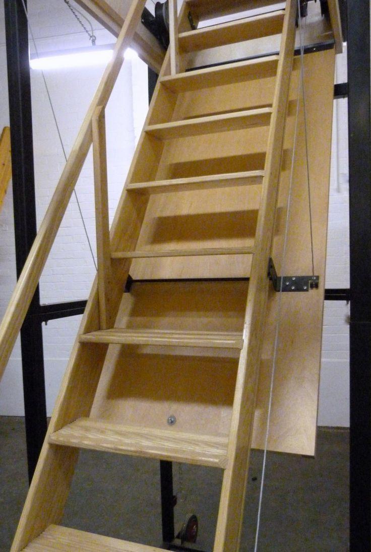 Caernarvon Stairway (Varnished)