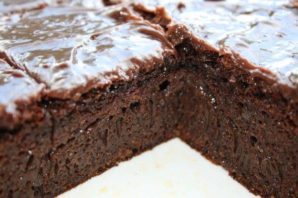Gente esse bolo é tudo de bom! - Aprenda a preparar essa maravilhosa receita de Bolo de chocolate cremoso