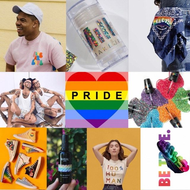 Pride Month 2017: LGBTQ Fashion & Beauty In Style