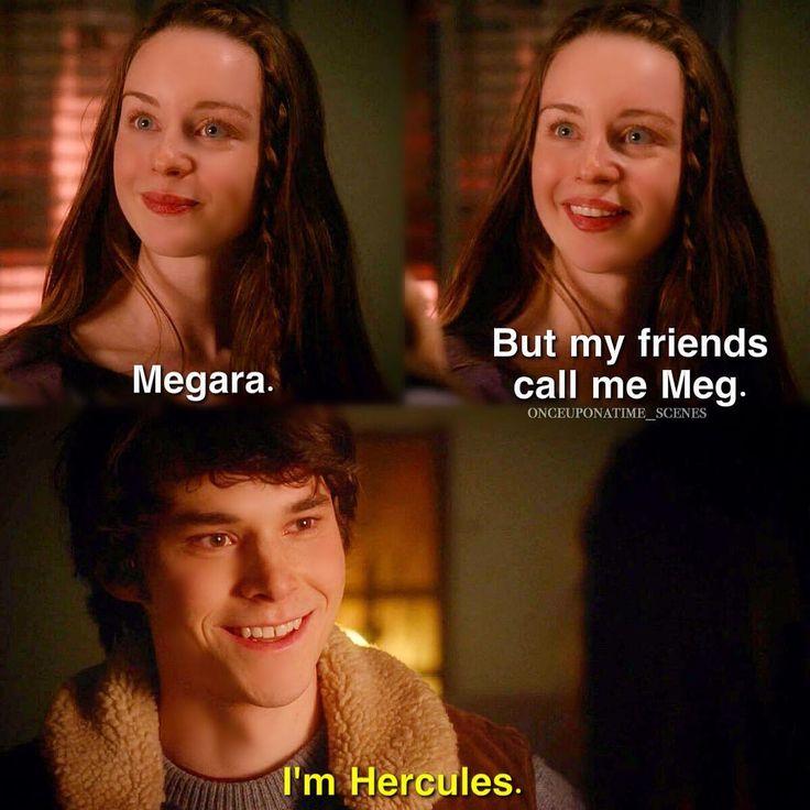 """Hercules and Megara - 5 * 13 """"Labor of Love"""""""
