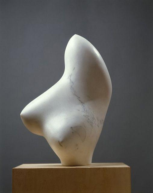 Jean Arp- three-buds--1957