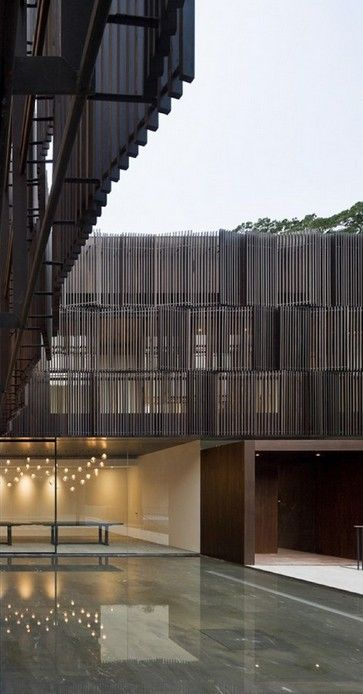 Cluny House in Singapore by Neri & Hu Design