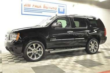 New 2013 Chevrolet Tahoe LTZ - Clinton MO - Jim Falk Motors