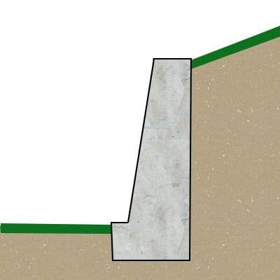 die besten 25 steiler hang landschaftsbau ideen auf pinterest garten am h gel steilhang. Black Bedroom Furniture Sets. Home Design Ideas