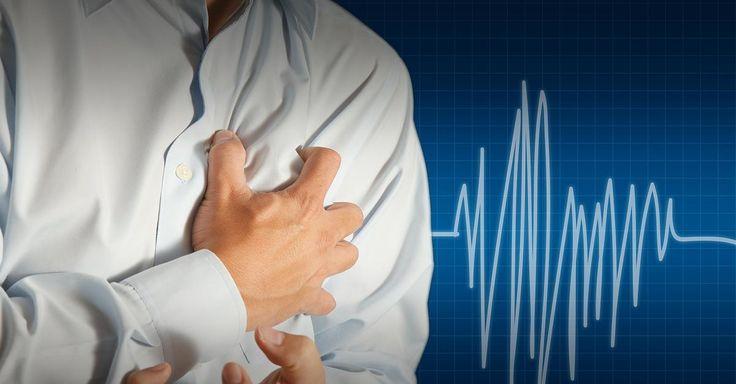Herzinfarkt: Das sind die Anzeichen bei Männern - FOCUS Online