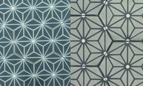 Starburst Tiles From Popham Design Love It Dwell