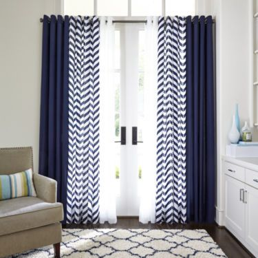 Buy JCPenney Home Cotton Classics Broken Chevron Grommet Top Curtain Panel today at jcpenneycom You deserve great deals and weve got them at jcp!