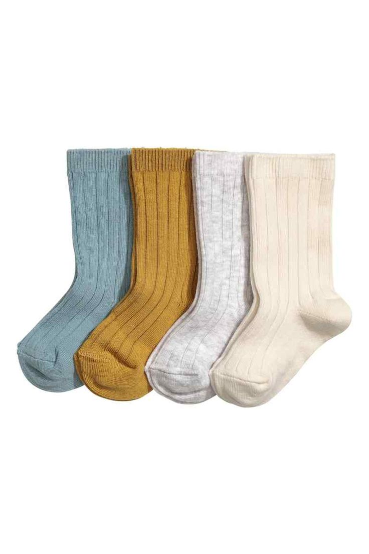 Coffret chaussettes 4 paires | H&M