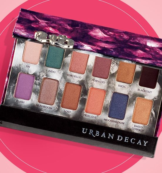 It's the ultimate beauty dilemma: You're going away for the weekend and you can only bring ONE palette with you. Quick, which one do you choose? No need to give yourself a makeup-induced panic attack; Urban Decay's Shadow Box has you covered.
