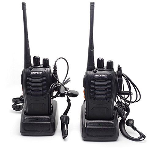 Baofeng BF-888S Walkie Talkie Two-Way…