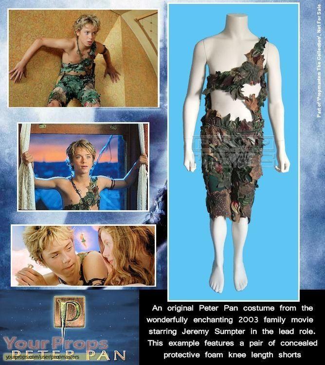 Peter Pan original movie costume