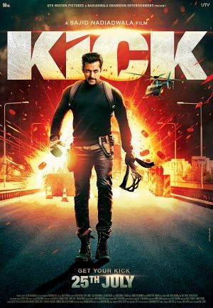 Kick Starring:Salman Khan &Jacqueline Fernandez & Randeep Hooda 2014 Movie to watch the full movie hd in this title please click     http://evenmovie01.blogspot.co.id    You must become a member first, Register for Free