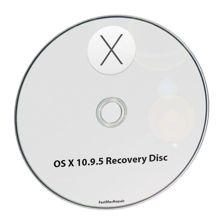 Mac OS X 10.9 Mavericks (v 10.9.5 ) Full OS Install - Reinstall / Recovery Up...