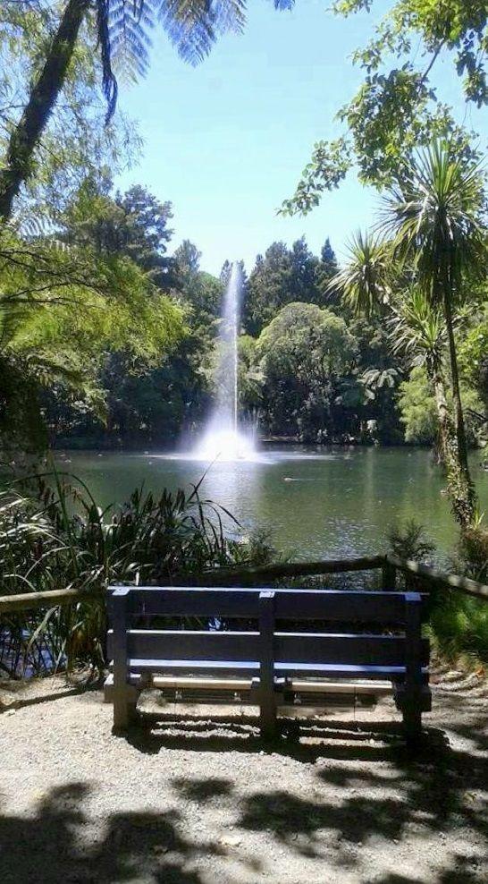 Pukekura Park The Most Beautiful Ive Been To Yet Is