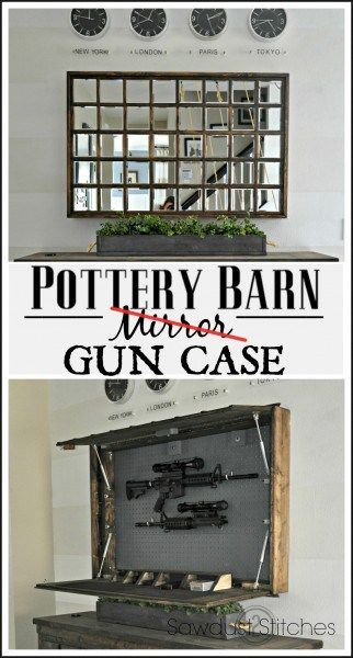 Secret Compartment Gun Case (Part 1) | Sawdust2stitches.com | Bloglovin'