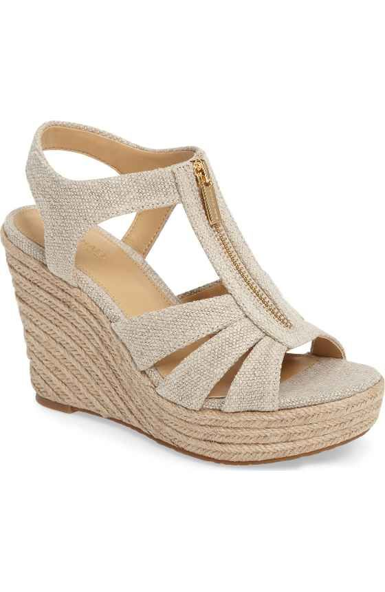 9b7105155ad Free shipping and returns on UGG® Fitchie II Espadrille Wedge Sandal ...