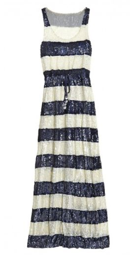 Nautical stripes ideal for a yacht #soiree