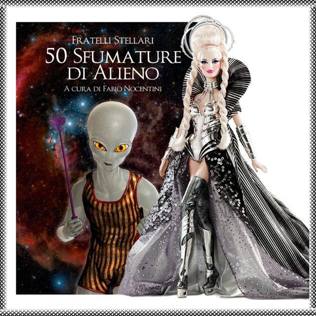 Stella Demaris, scrittrice e artista: 50 Sfumature di Alieno.