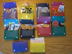 Love These Ideas. Card Boxes on Sale At Walgreens for $.39 | StewardShop