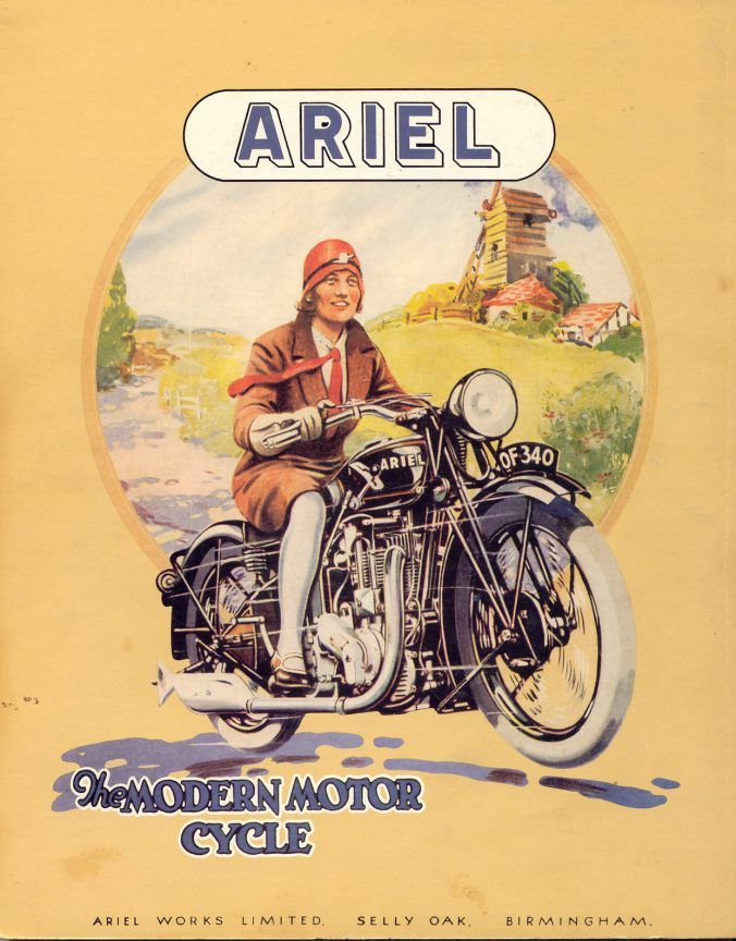 Vintage English bikes posters. | the marquis