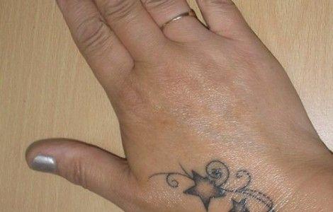 Hand Tattoo Latest Designs For Women