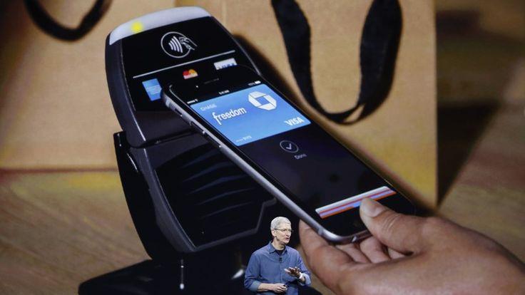 Apple Pay continúa su expansión por Estados Unidos - http://www.actualidadiphone.com/2015/01/08/apple-pay-continua-su-expansion-por-estados-unidos/