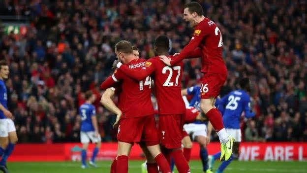 Liverpool 2 1 Leicester City James Milner S Late Penalty Extends Reds Perfect Start Get The Latest News For Liverpoo Leicester City Liverpool James Milner