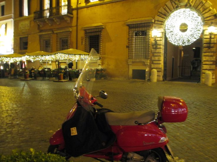 Christmas in Rome, 2013