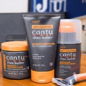 Free Cantu Shea Butter Mens Collection Samples