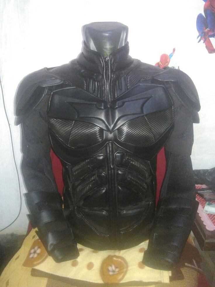 Batman TDKR jacket
