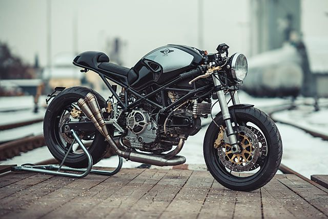 At the Southern end of Austria and just a yodel's throw from the snow-capped alps sits a small town called Feldkirchen in Kärnten. It's home to some gorgeous Austrian architecture, thousands of transient German skiers and NCT Motorcycles - a custom shop of incredible quality and impeccable taste. While they most frequently find themselves massaging bespoke BMWs, this time around...