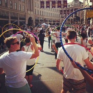 #summerstreets is rocking #regentstreet! by @wfm_piccadilly