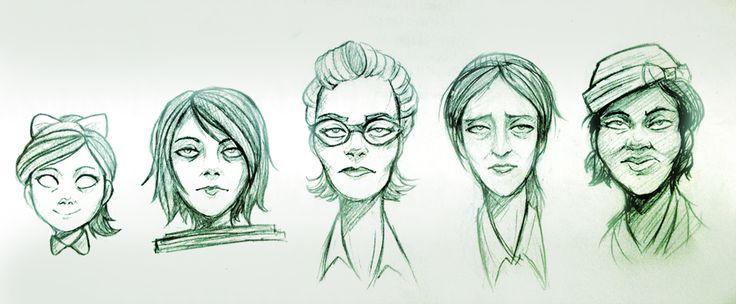 Bioshock 2 Ladies by Super-Cute