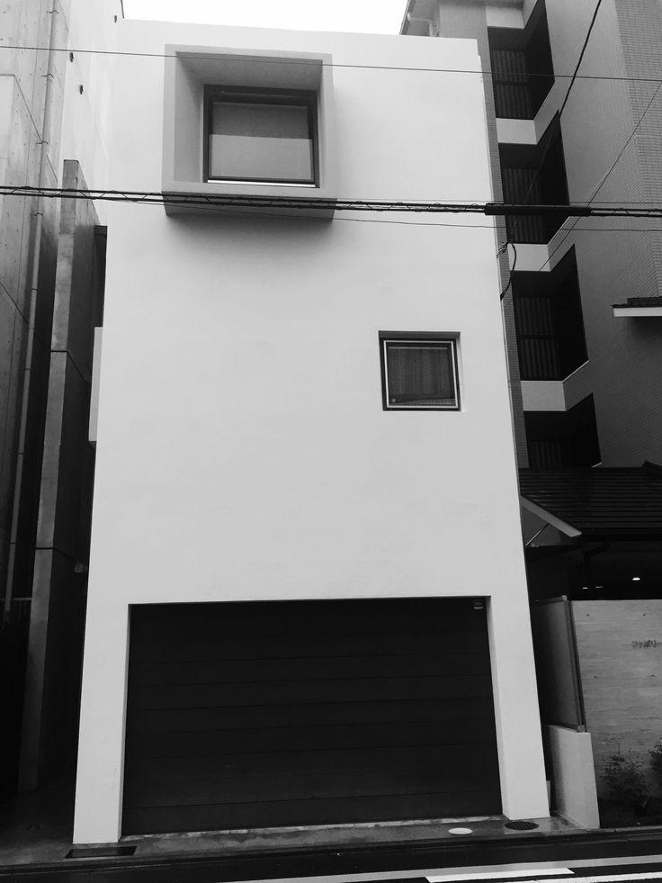 South Kyoto small narrow house