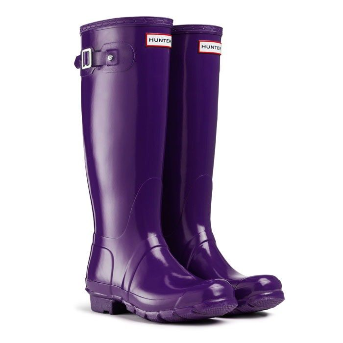 Or these? If I'm feeling flush.  Gloss Welly Boots | Original Gloss | Hunter Boot