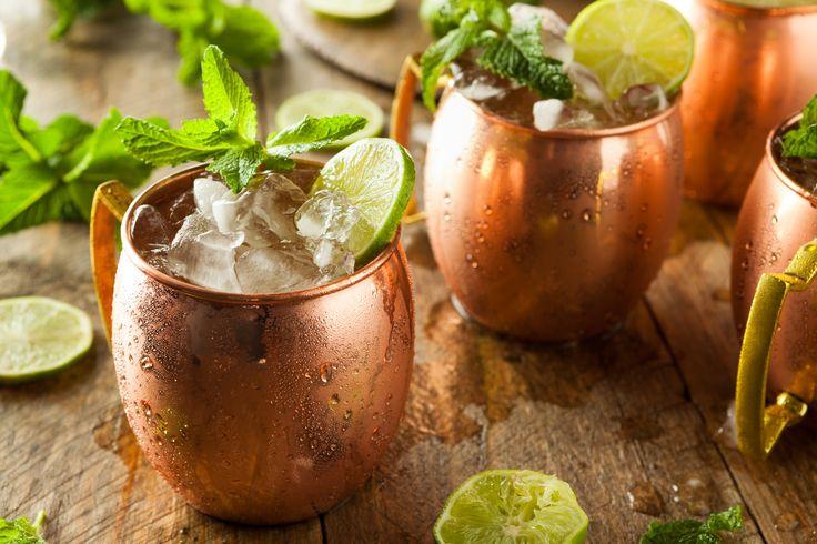 Der Moscow Mule ist Kult - aber welches Rezept ist das beste für den Cocktail aus Ginger Beer und Wodka? Kommt in unser Moscow Mule-Trainingslager!