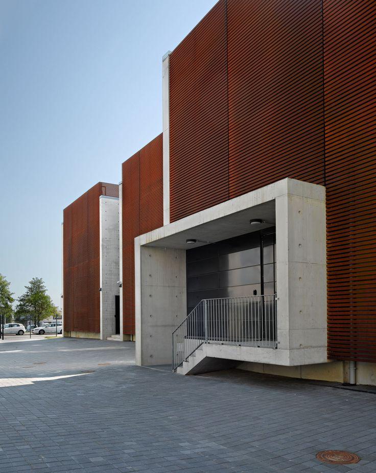 Virkkunen & Co Architects, Max Plunger, Tuomas Uusheimo · Lauttasaari Electrical Substation · Divisare