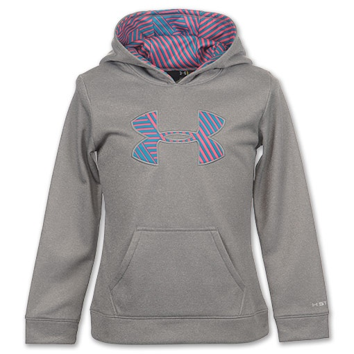 Under Armour Big Logo Girl's Hoodie: I have this sweatshirt
