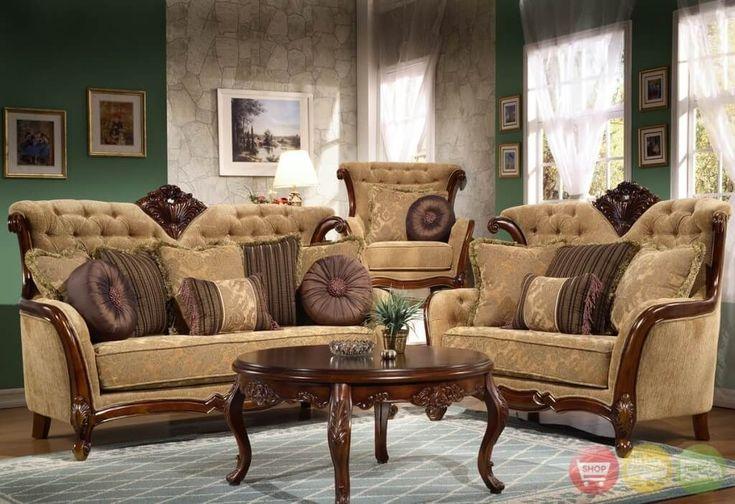 Fantastische Traditionelle Wohnzimmer Möbel Ideen