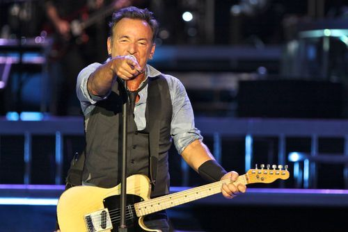 Bruce the bully cancels NC concert b/c of No transgender bathrooms.lawmaker slams bruce springsteen// I wouldn't go to one of his concerts if he paid me. GOOD RIDDANCE. Too many entertainment people try to force their beliefs on a whole state. That's criminal.