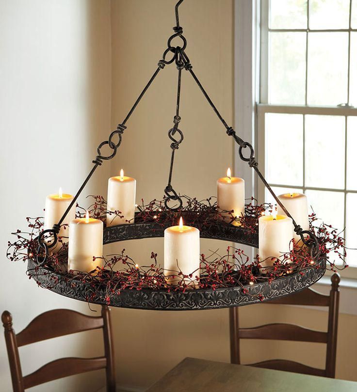Best 25 Hanging Candle Chandelier Ideas On Pinterest Diy Candle