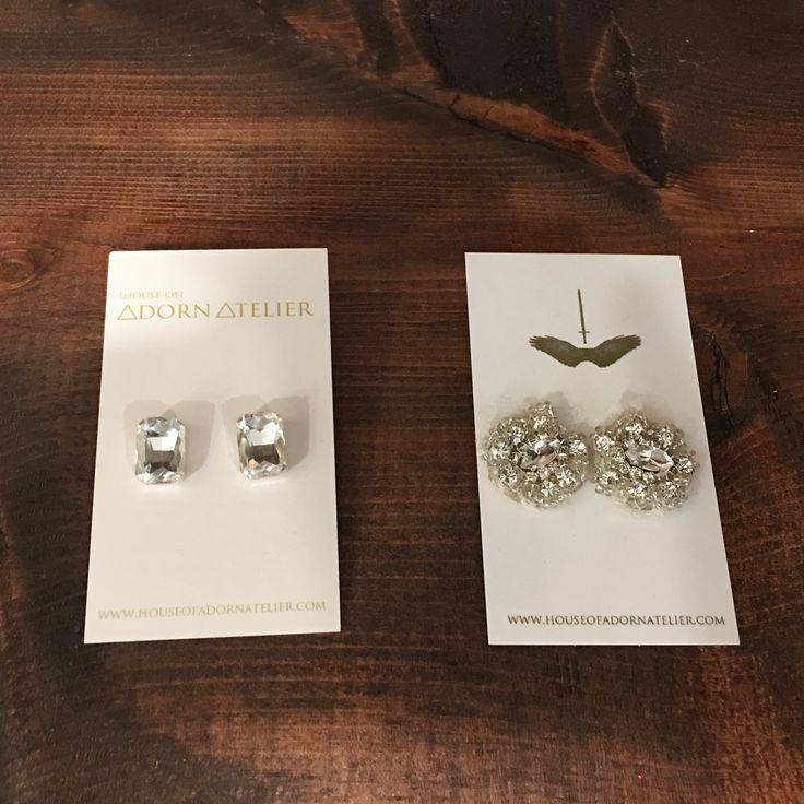 Adorn Atelier bridal  earrings