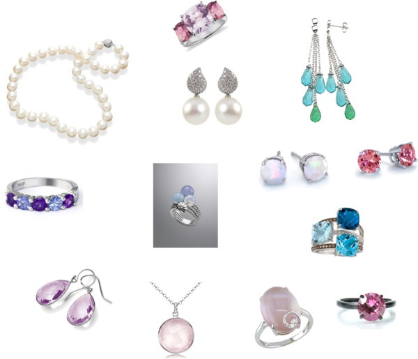 """""""Soft Classic TSu jewelry."""" by tinabee1967 on Polyvore"""