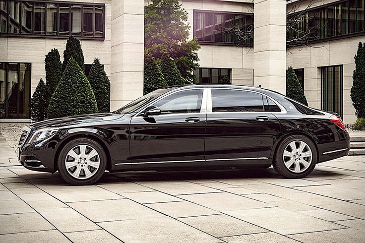 2017 Mercedes-Benz Maybach S600 Guard
