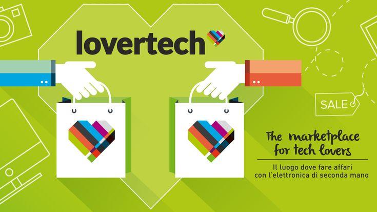 Lovertech il mercatino dell'usato elettronico (Google Plus)