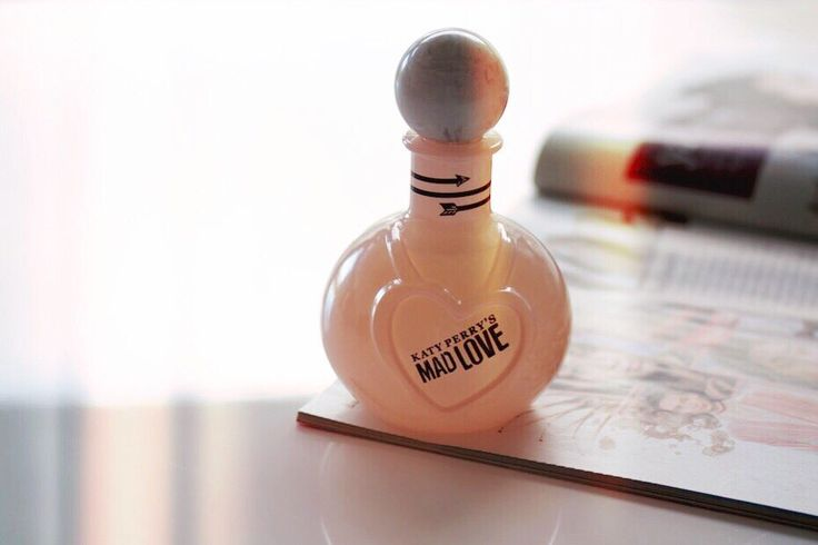 Katy Perry Mad Love Perfume